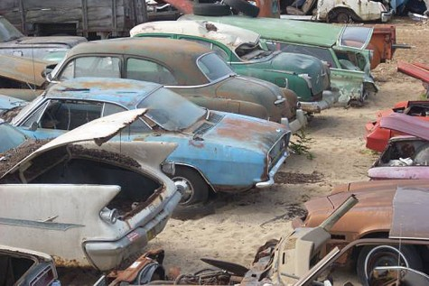 AutoTalk: Junkyard closing, loss of valuable parts for those who restore