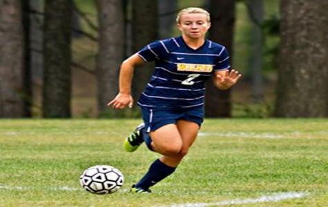 Women's soccer team looks to bounce back