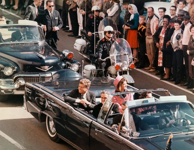Three shots in Dallas: remembering the Kennedy assassination