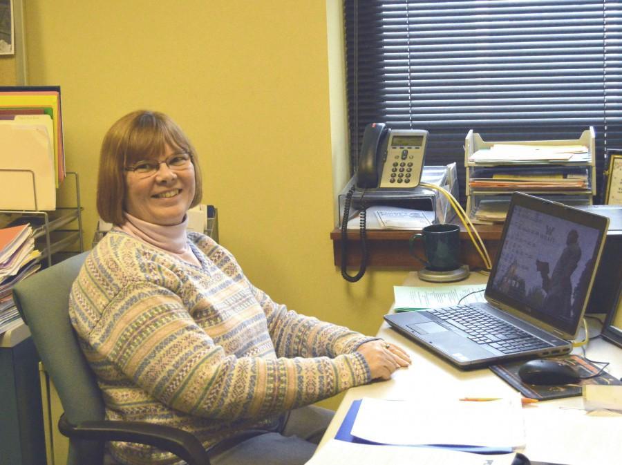 Profile+of+a+Professor%3A+Dr.+Karen+Frantz-Fry+Associate+education+professor%3B+teacher+from+the+start