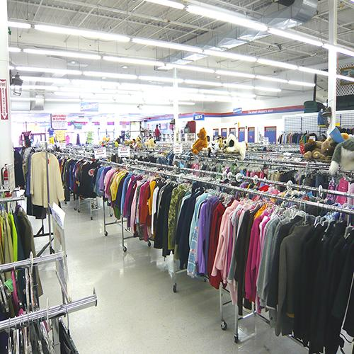 Advice for thrifting from an avid shopper