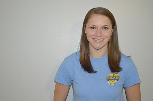 Getting to know... Cassie Morey Senior Swimmer