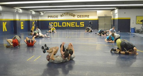 Wilkes wrestling is determined to maintain their both their reputation and record as they prepare for their upcoming tournament on Nov. 29 at Madison Square Garden.