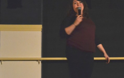 Programming Board Brings comedians to campus