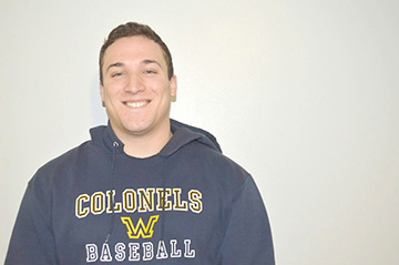 Getting to know... Alex Kramer Junior Baseball Player