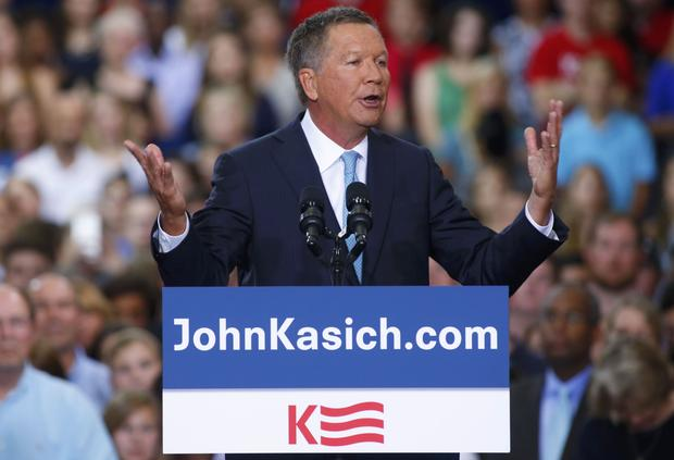 Republican+U.S.+presidential+candidate+Ohio+Governor+John+Kasich+formally+announces+his+campaign+for+the+2016+Republican+presidential+nomination+during+a+kickoff+rally+in+Columbus%2C+Ohio+July+21%2C+2015.+REUTERS%2FAaron+P.+Bernstein