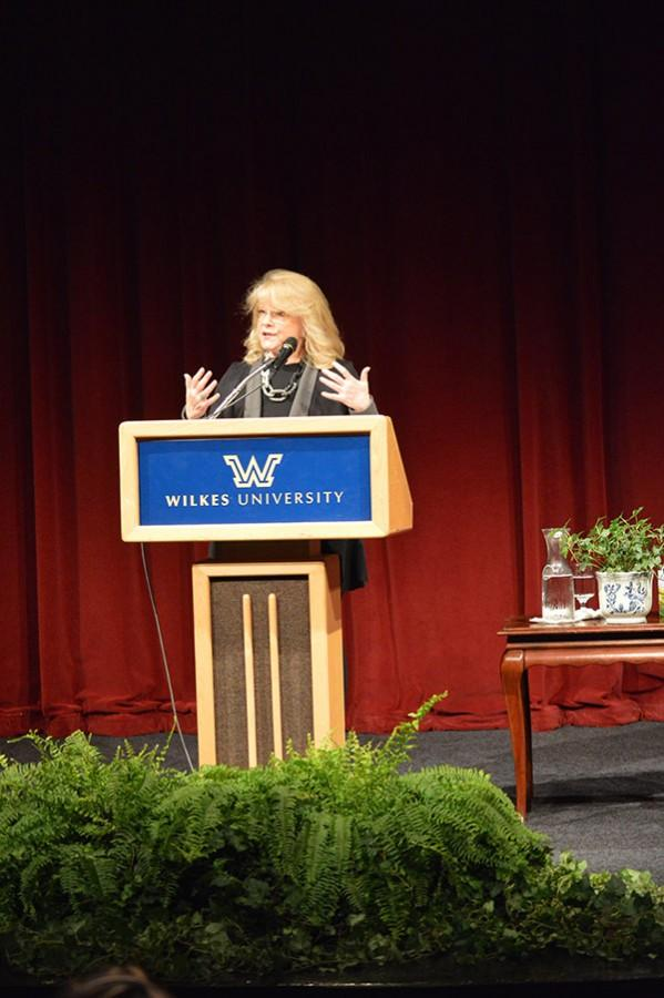 Allan P. Kirby Lecture; Fisher covers variety of topics; election to stigmas