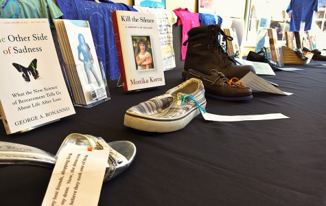 Victim's Resource Center Shares Messages