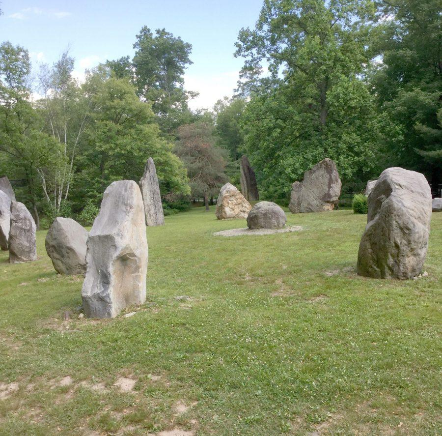 The pre-Celtic stones hold a different meaning to each person who views them.