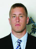 Senior Football player, Ryan Dailey