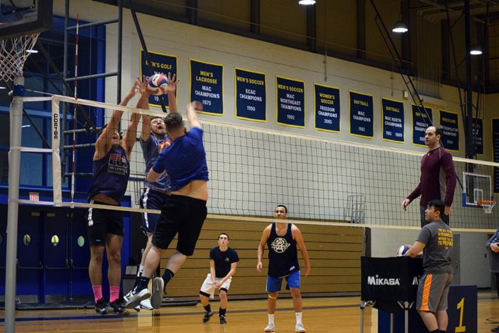 Men%27s+volleyball+begins+action+as+21st+Wilkes+varsity+sport