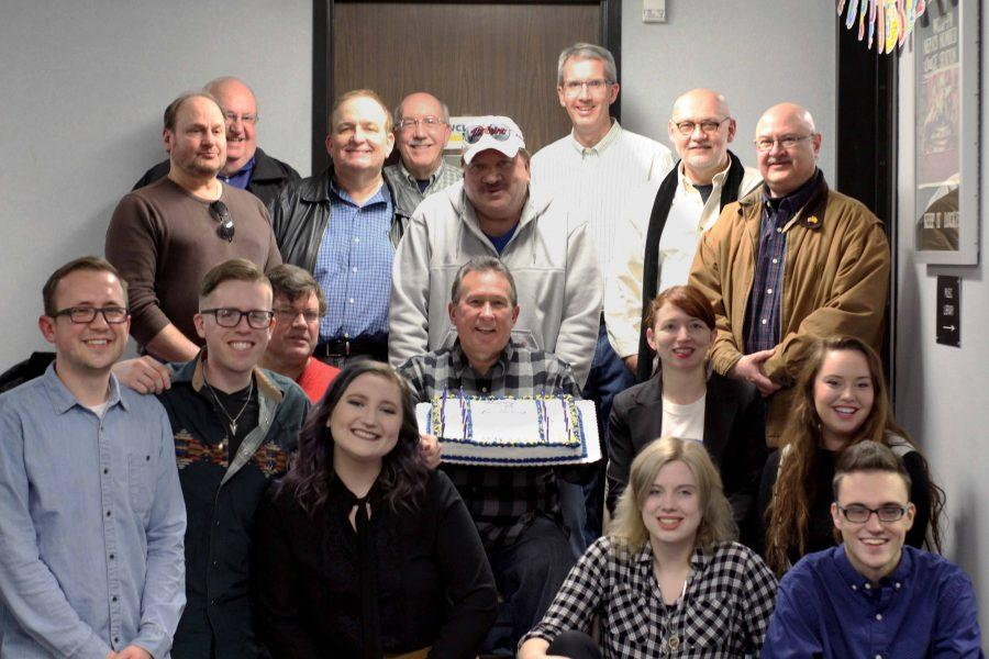 Alumni+Return+to+Celebrate+45+Years+of+the+Campus+Radio+Station%2C+WCLH