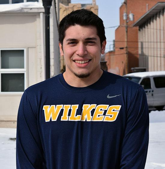 Danny Sales, Junior Men's Volleyball Player