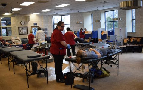 'The Red Liquid of Life:' Wilkes to host blood drive