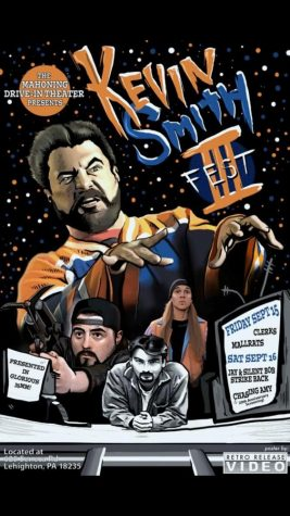 Kevin Smith & the Mahoning Drive-In Movie Theater