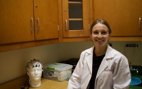 Profile of a new professor: Dr. Nicole Ryerson, psychology