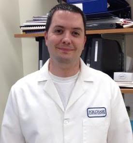Profile of a new professor: Dr. Ryan Henry, chemistry