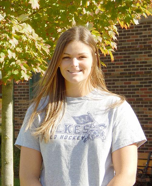 Haley Gayoski Junior Field Hockey Player