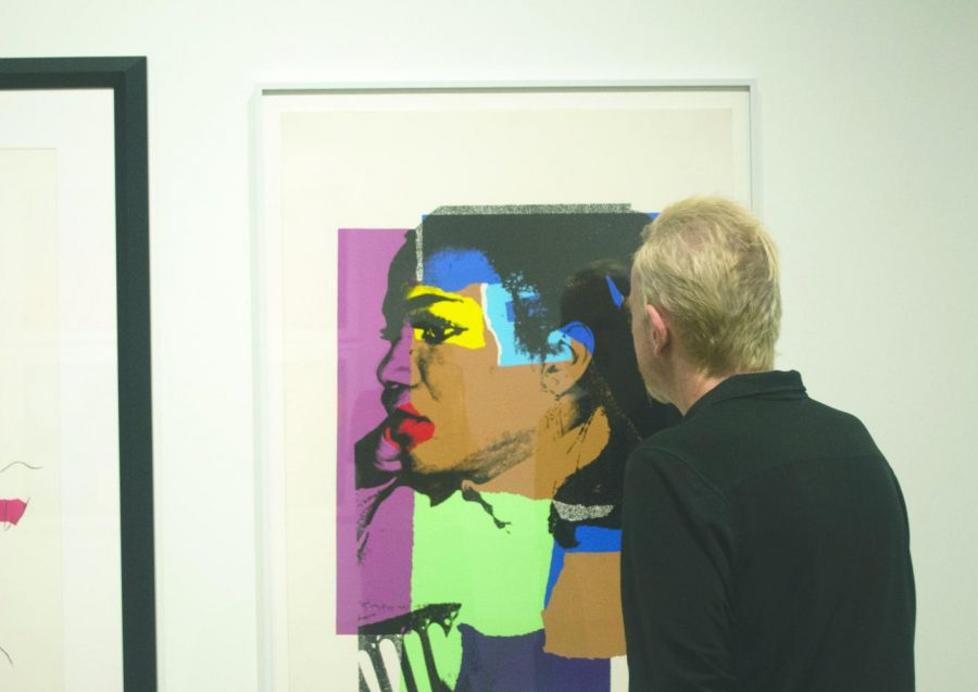 Sordoni Gallery reopens with Warhol to inspire community