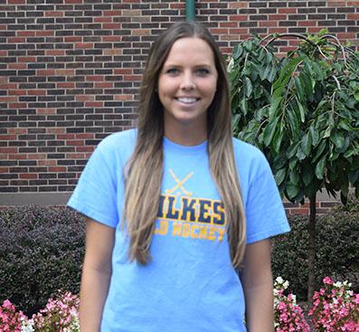Megan Kane Junior Field Hockey Player