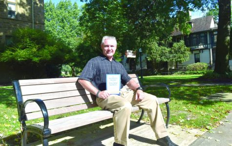 Public Safety officer publishes book