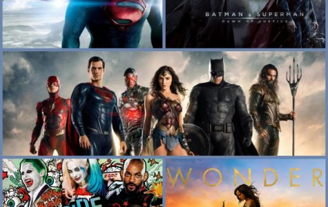 "DC Comics ""Extended Universe"": Road to the Justice League"