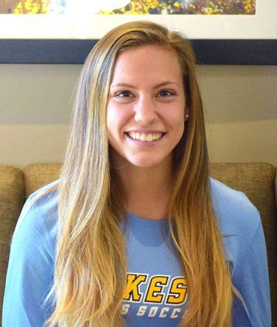AOTW: Nicolette Towlen, junior soccer player