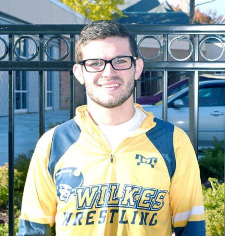 AOTW: Matt Grossmann, senior wrestler
