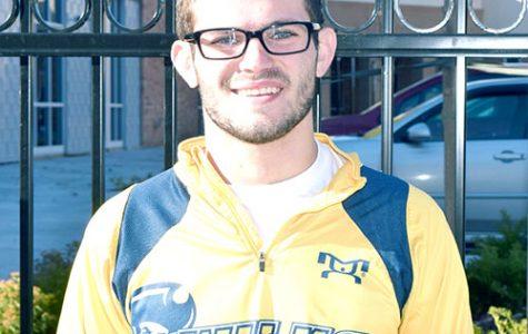 Matt Grossman Senior Wrestler