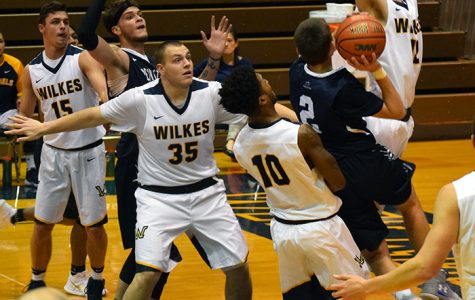 MBB: Wilkes drops Penn State Hazleton in 83-58 rout