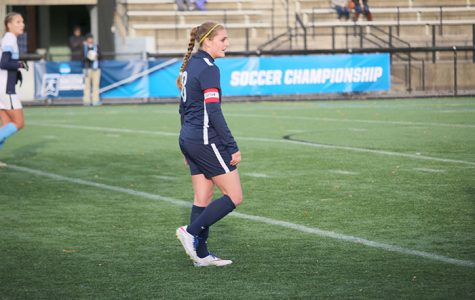 WSOC: Women's soccer victorious on Oliverio's impressive bicycle kick goal