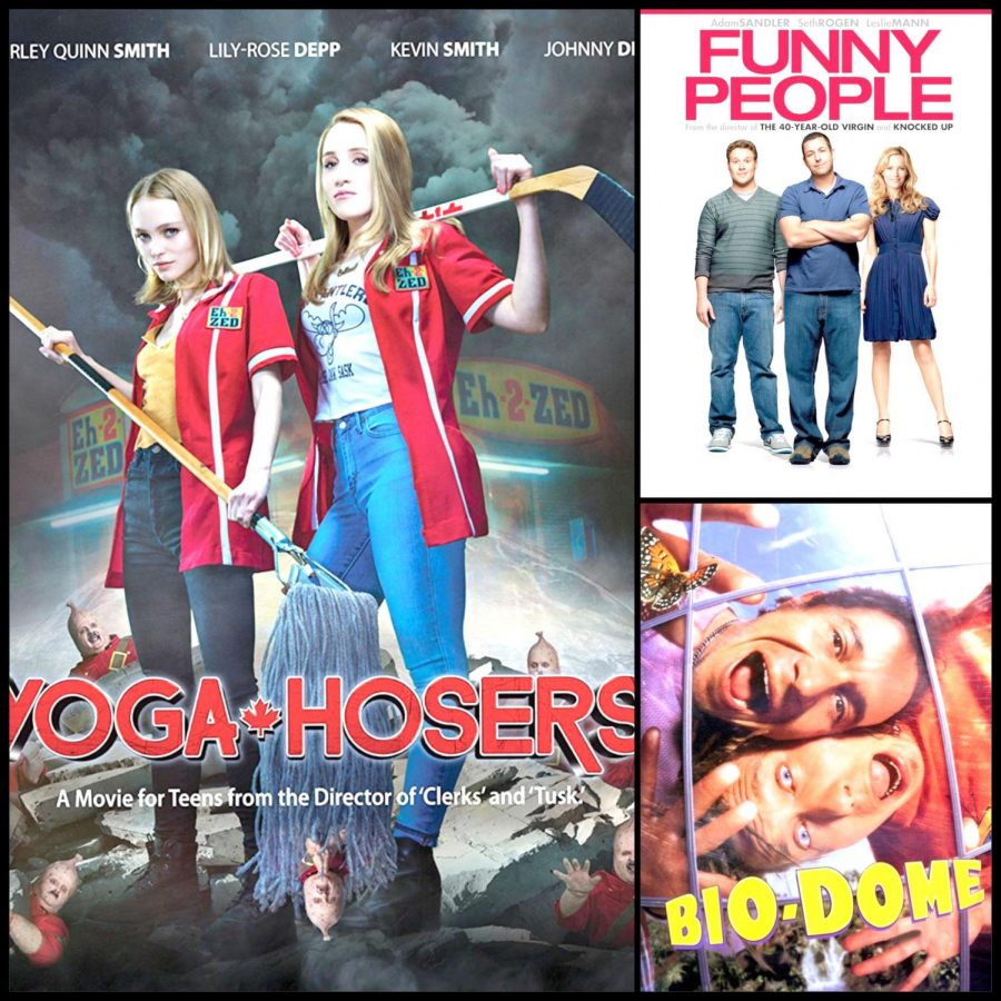 """""""Bad"""" Movies that I Find Enjoyable"""