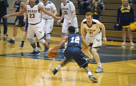 MBB: Late surge fallen short as visiting Messiah drops Wilkes