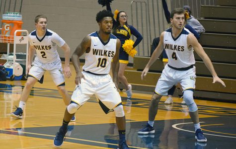 MBB: Colonels top Cougars 87-82 in OT thriller