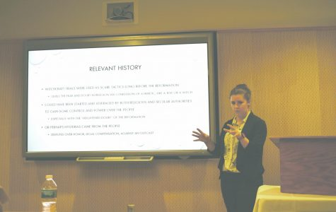 Wilkes holds the Wyoming Valley Undergraduate History Conference