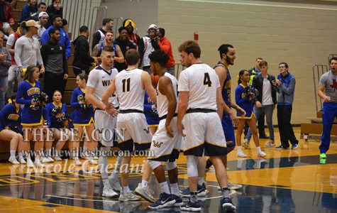 MBB: Wilkes advances to ECAC semifinals with 77-62 win over Penn State-Behrend