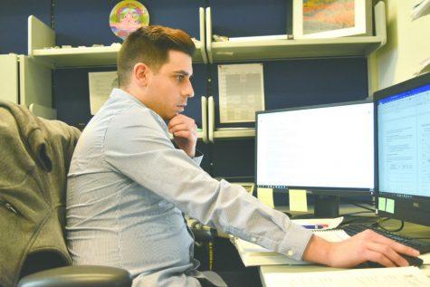 Profile of a new professor: Dr. Bobby Karimi,  tectonophysicist