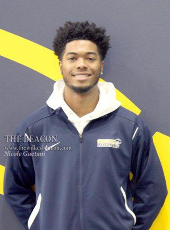 AOTW: Marcus Robinson, junior basketball player