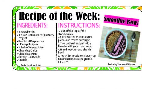 Recipe of the Week: Smoothie Bowl
