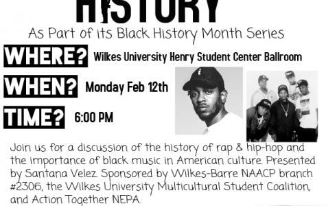 Black History Month lecture series: Straight Outta History
