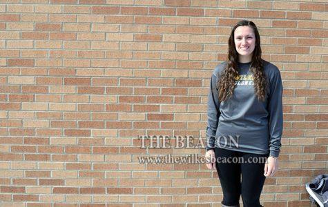 Kyra Boccio, junior lacrosse player