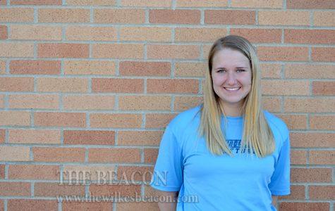 Gracen Staunton, sophomore softball player