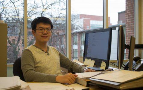 Profile of a Professor: Dr. Xiaoming Mu, mechanical engineering