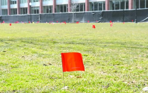 Campus welcomes Red Flag Campaign for Abuse Awareness
