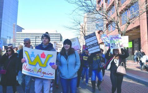 Students, faculty join 'March for our Lives' in Philadelphia