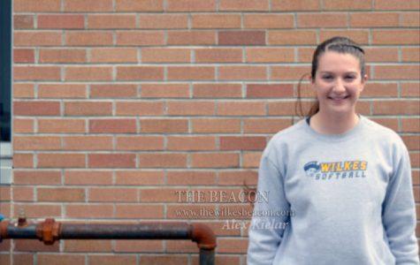 AOTW: Christina Gambino, senior softball player