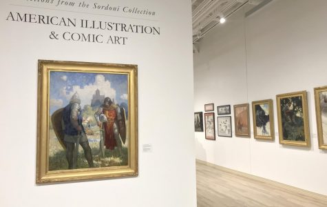 New Sordoni exhibit opens with the collections of Andrew Sordoni