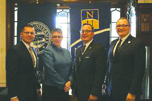 Pharmacy partnership created with Neumann University