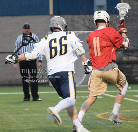 Wilkes tops King's in blowout fashion 12-5