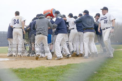 BASE: Wilkes wins series finale against Manhattanville 13-6